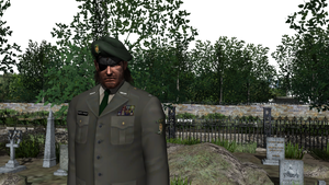 big boss on the grave yard final