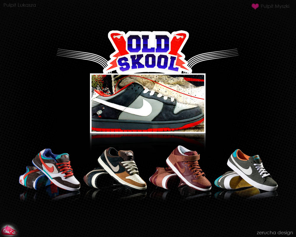 Nike Dunk Wallpaper By Koszau On Deviantart