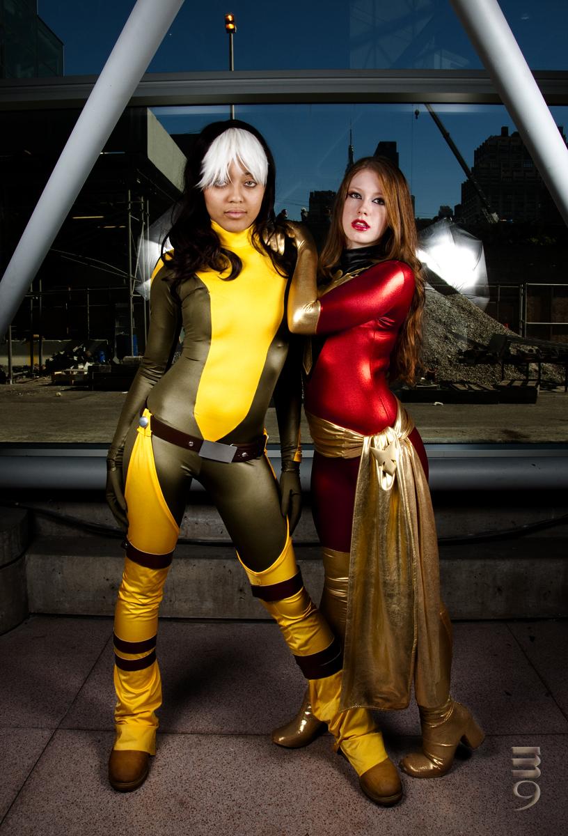 Marvel Girls II by RenzokukenXIV