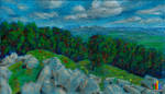 Landscape #8 by PastelCraft