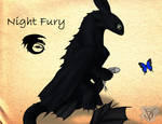 Night Fury species