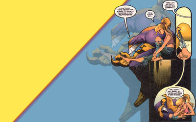 The Maxx Wallpaper by TheLotusClown