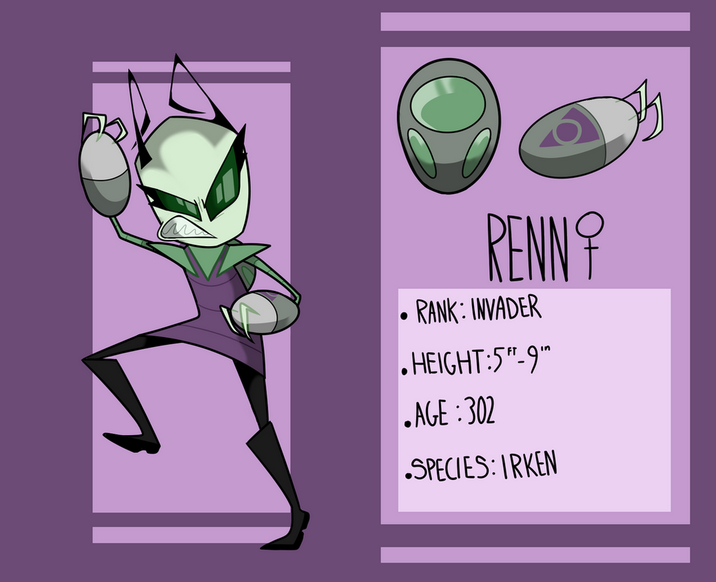 Updated RENN Ref by Mewnixx