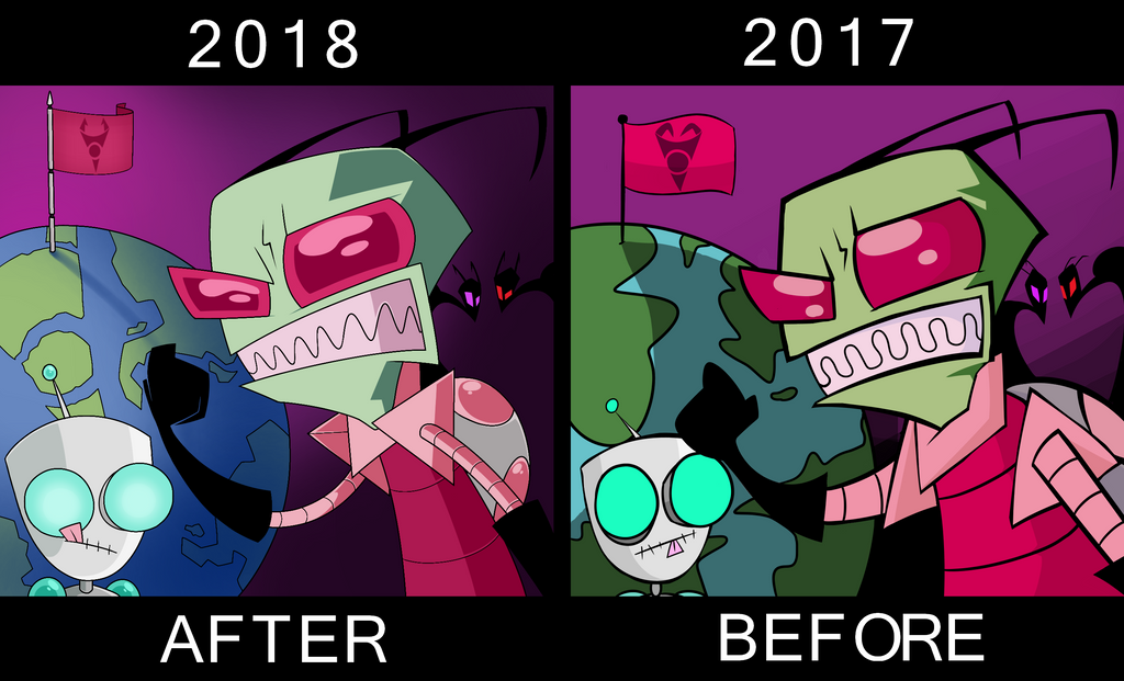 Before And After by Mewnixx