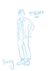 WIP-Tyson by stormyormsby