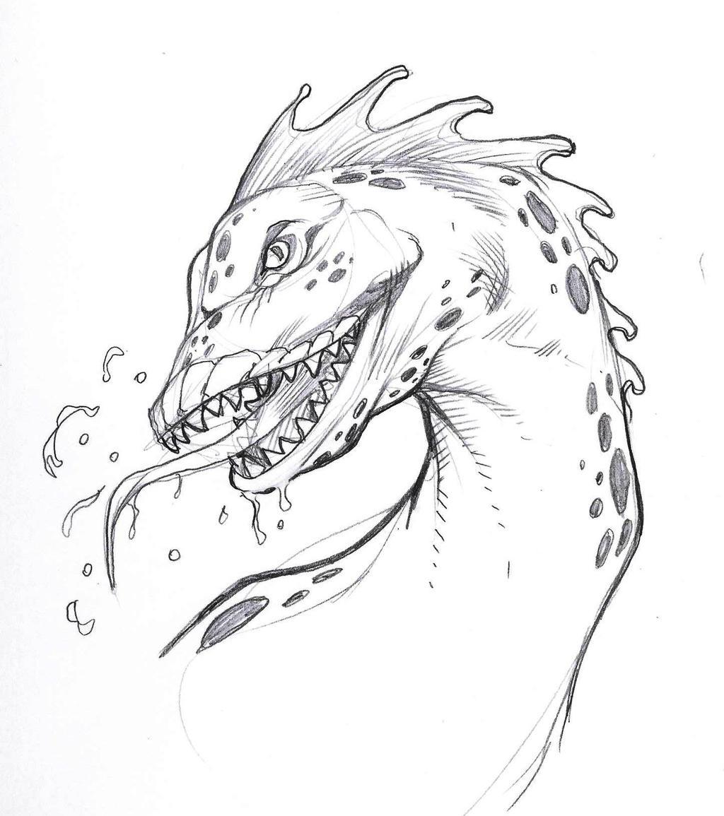 Lizardragon by bathill8