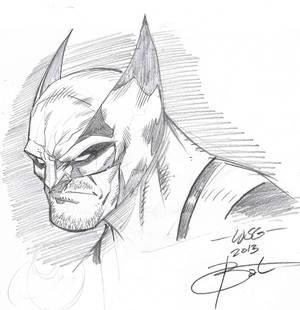 Woverine sketch