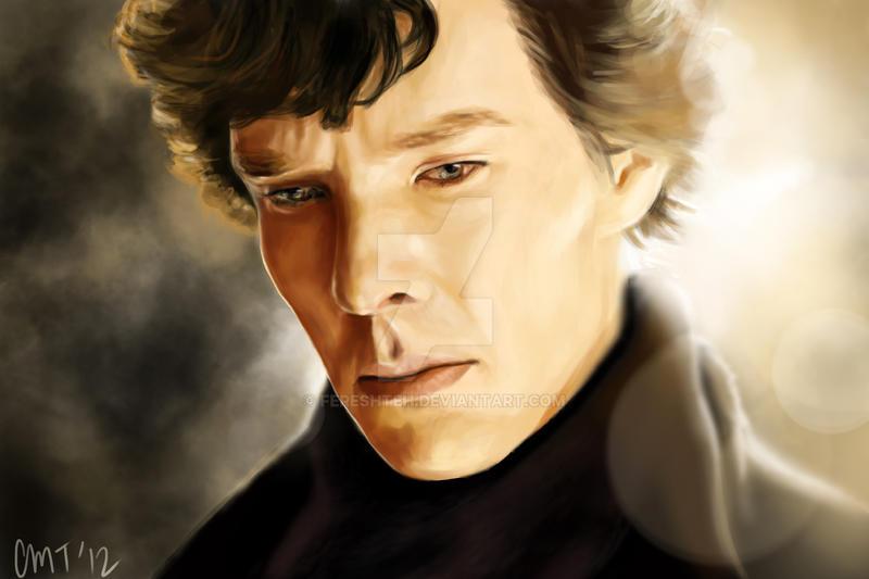 Sherlock by Fereshteh