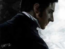 Mr. Thornton by Fereshteh