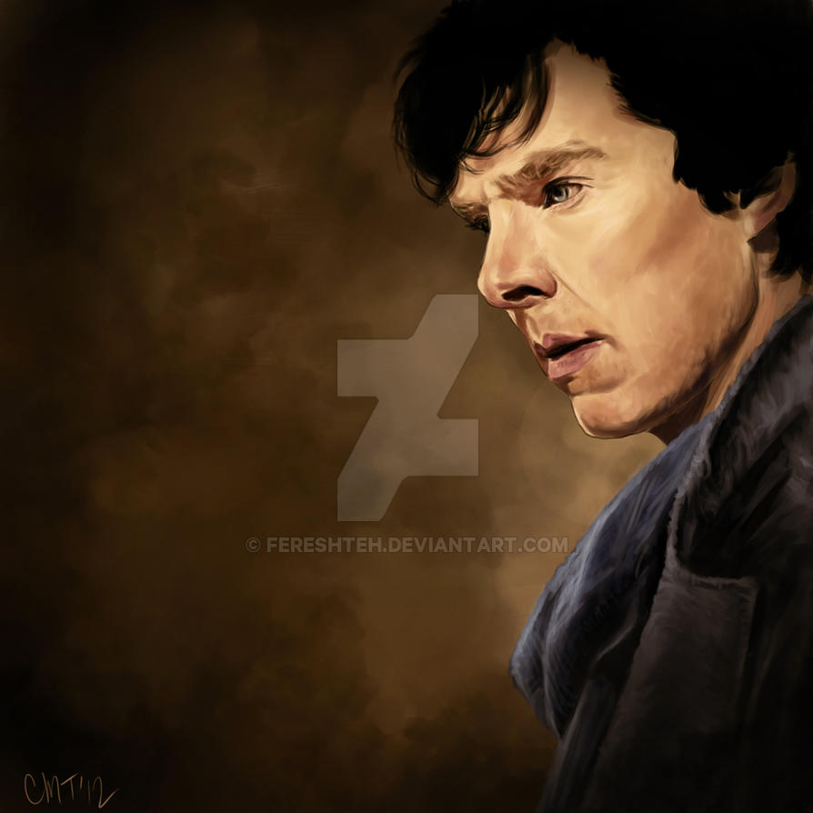 Sherlock II by Fereshteh