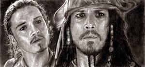 Capt'n Sparrow and Simpleton