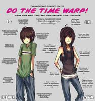 Meme: Time Warp by jackettt