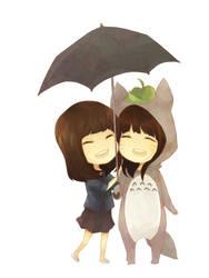 SNSD: umbrella