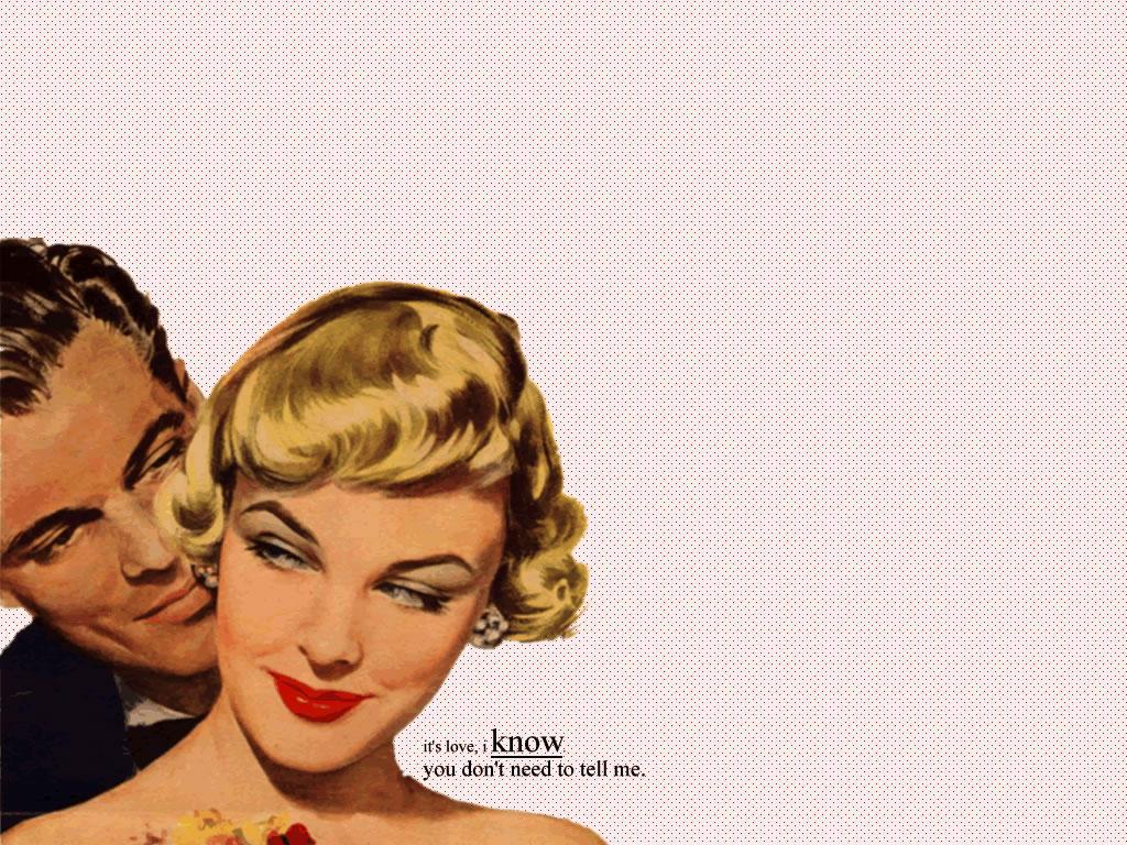 love retro wallpaper - photo #11