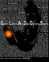 Glados word collage by ColinGhastslayer