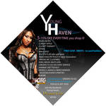 Young Haven Flyer Back