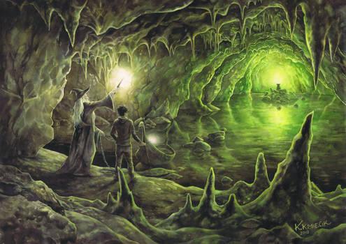 Horcrux Cave