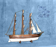 A model ship by CemaesMaritime