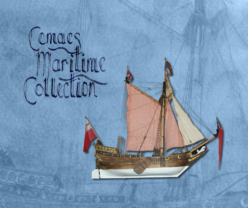 A model of the Mary by CemaesMaritime