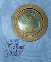 A ship's porthole by CemaesMaritime