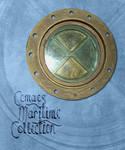 A ship's porthole
