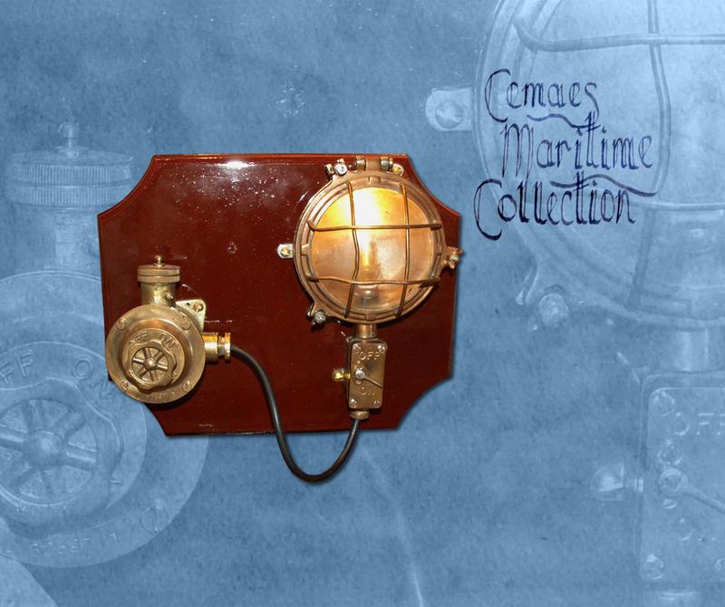A lantern by CemaesMaritime