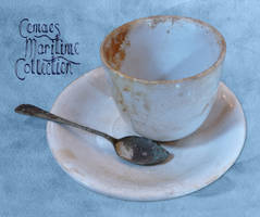Cup and Saucer by CemaesMaritime