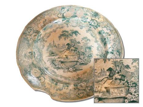 Braganza Plate 3