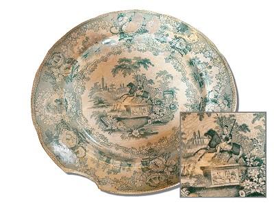 Braganza Plate 3 by CemaesMaritime