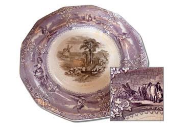 Braganza Plate 4
