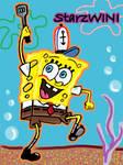 SpongeBob sketch 2 - Colour