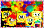 The SquarePants Family