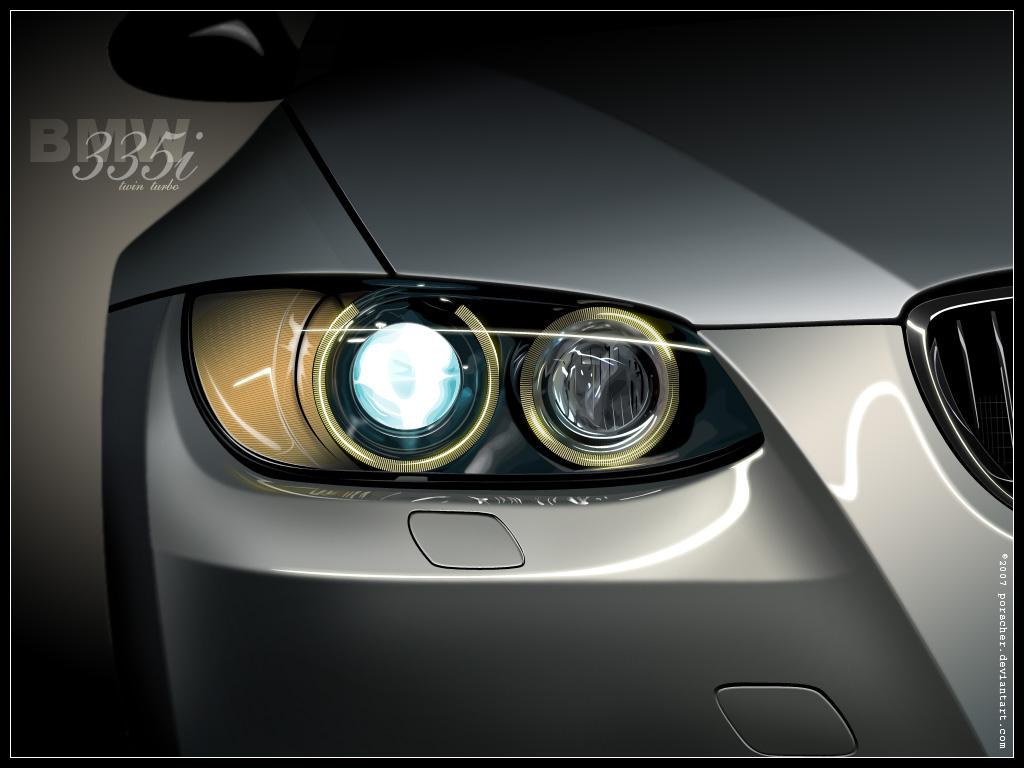 BMW 335i Vexel by PORSCHER