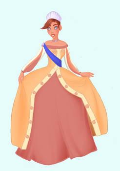 Anastasia - Princess!