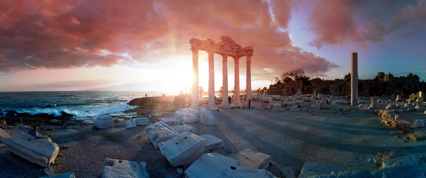 Apollo of Side by Sertechaun