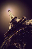 Eiffel - New Year's Eve 2011 by Sertechaun
