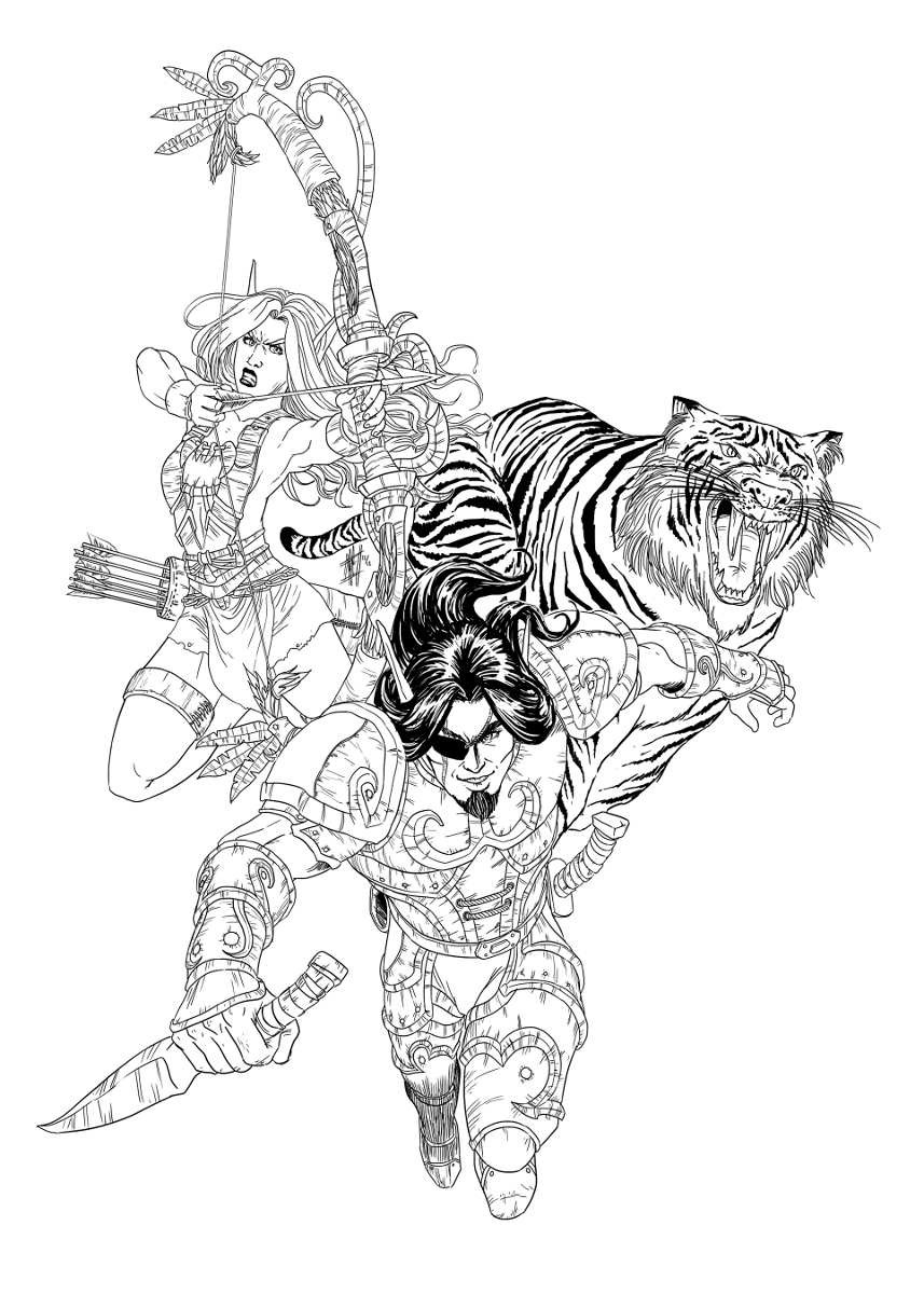 Blizzard Entertainment Overwatch Coloring Pages Coloring Pages