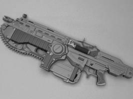 Gears of War 06 by jinde