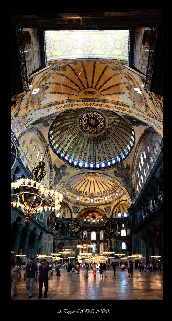 Ayasofya Camii - Hagia Sophia by tiryaqi