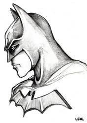 Batman by sukram416