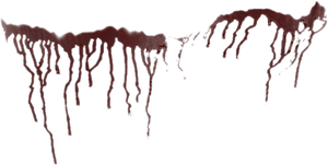 Blood Splatter PNG