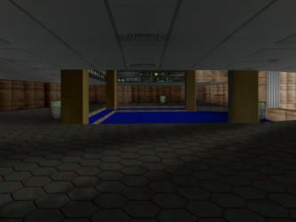 Doom Premade - Entryway 1 by da-joint-stock