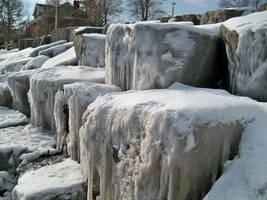 Icy Rocks 2