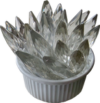 Crystals in a Bowl PNG