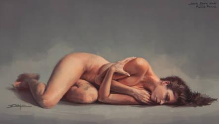 Figure Study 1 by Apostolon-IAM