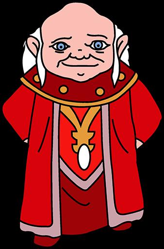 Dungeon Master by KWilkinson