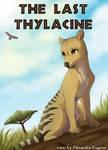 The Last Thylacine comic COVER