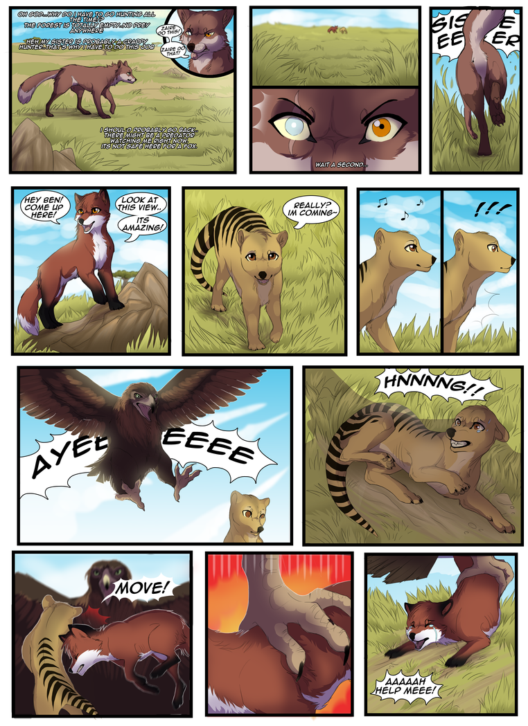 TLT page 7 by LuckyPaw
