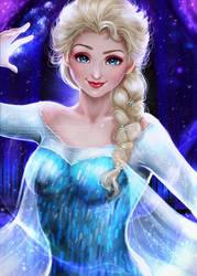 Elsa by magato98