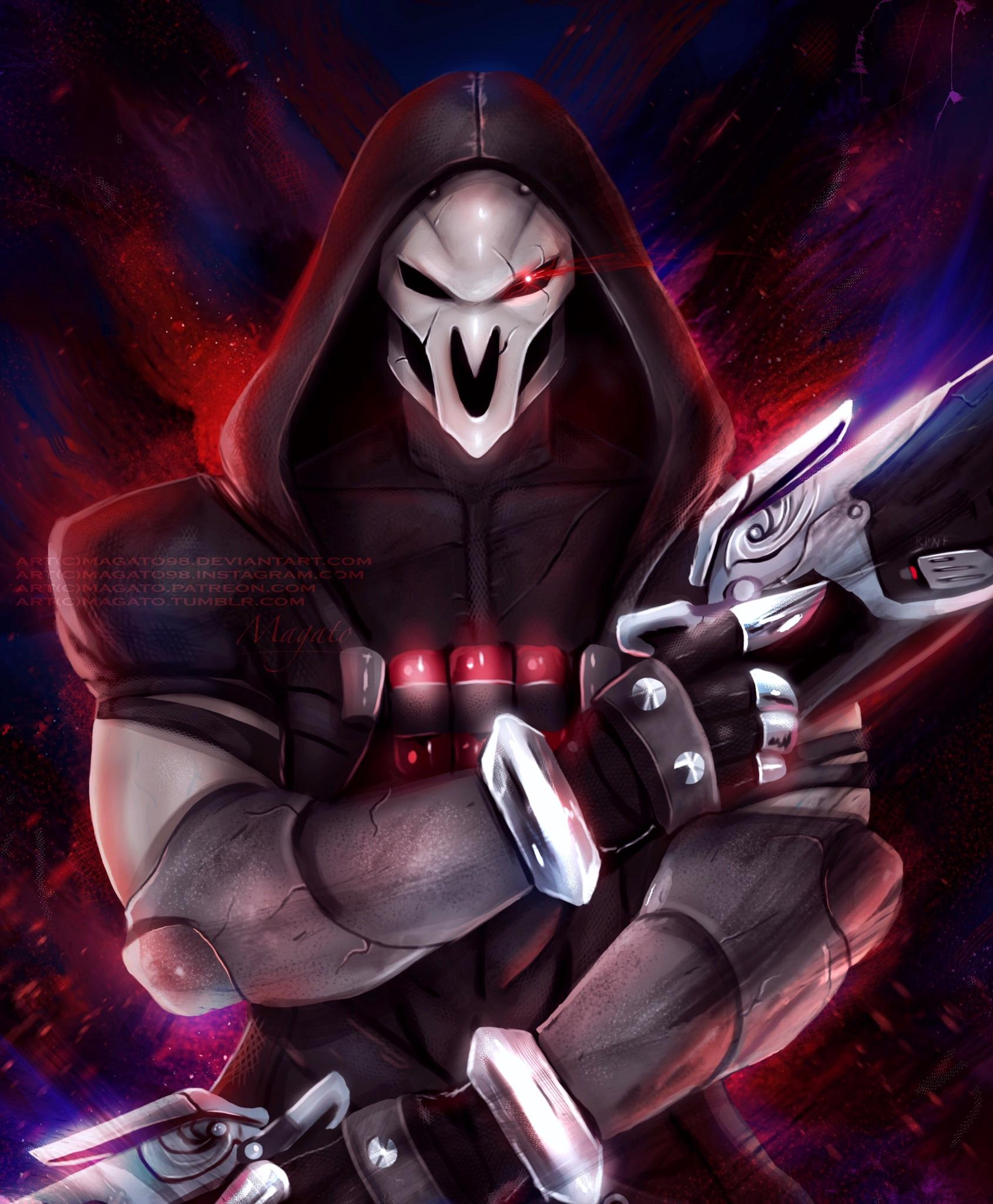 Reaper by magato98
